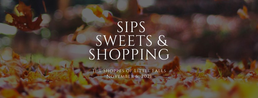 Sips, Sweets & Shopping
